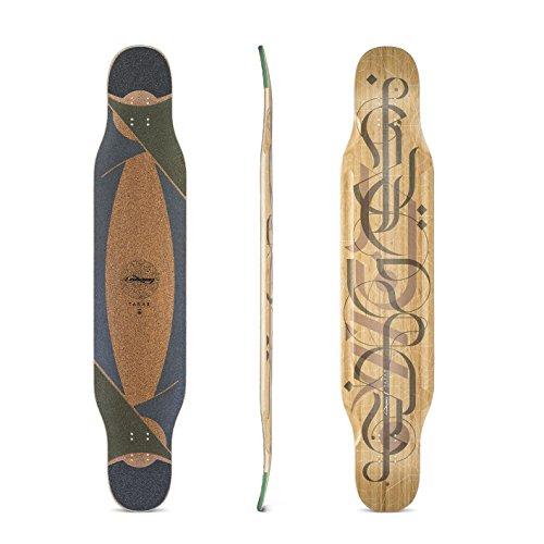 Loaded Boards Tarab Bamboo Longboard Skateboard Deck (Flex 1)