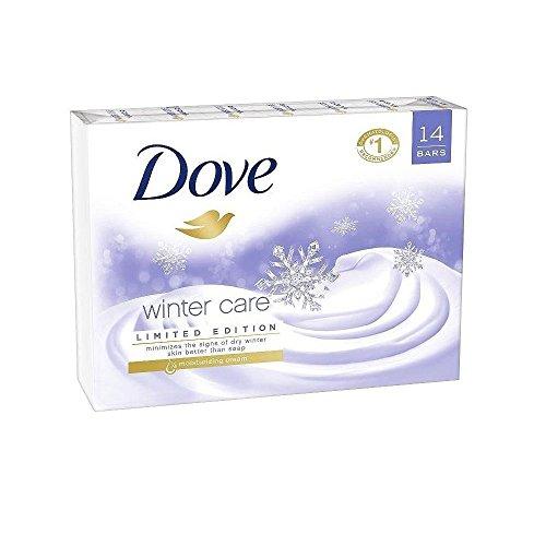 Dove Winter Care Beauty Bars - 14/4oz