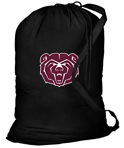 Broad Bay Missouri State University Laundry Bag Missouri State Bears Clothes Bags
