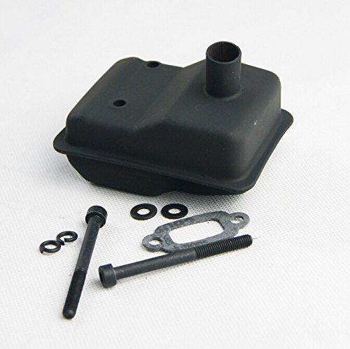 Signswise Rovan Rc 23-35cc Gas Motor Engine Silencer Muffler Set
