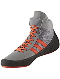 Men's Boy's HVC2 Wrestling Mat Shoe Ankle Strap 2 Colors AQ3325