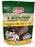 Merrick Pet Treats MP78481 Texas Hold Ems Lamb Lung Fillets, 12 oz.