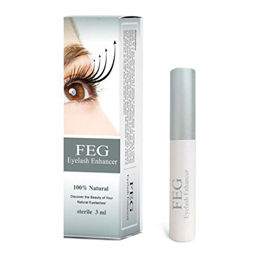 Rapid Eye lash Growth liquid Serum Enhancer Thicker Longer Eyelashes Eyebrow (Eye White Mac Liner)