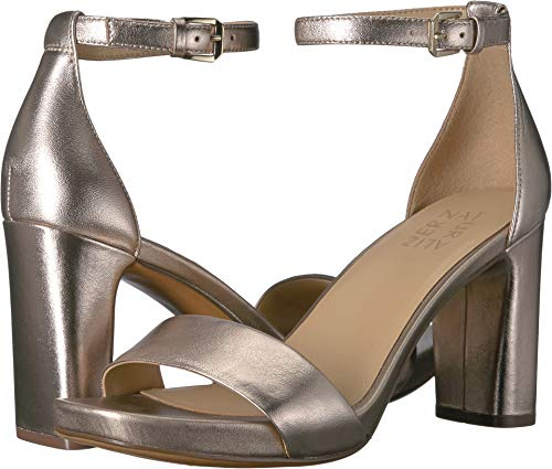 Naturalizer Women's Joy Light Bronze Metallic Leather 7 M US ()