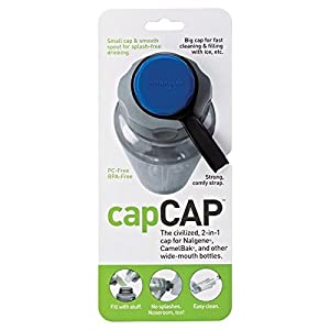 Humangear cap cap wide mouth replacement cap