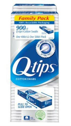 Q-TIPS 900ct Cotton Swabs