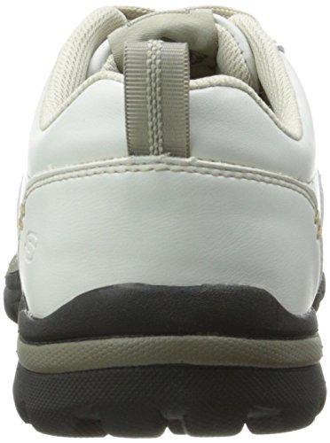 Skechers Da Sneakers White Superior Levoy Shape Uomo black ups rqXwr1