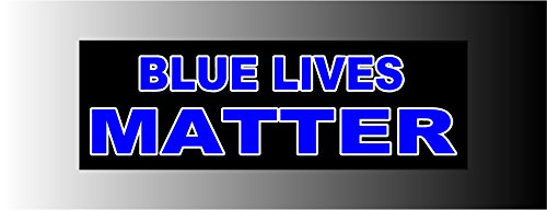 Blue Lives Matter Sticker Decal product image