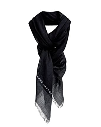 Marc Jacobs NM + Target Metallic Border-Print Scarf