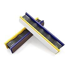 Wicked Edge - Medium/Fine Semi-Round Stones for Curved Blades - 400/600