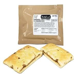 Bridgford Stay Fresh Sandwiches - Cinnamon Bun - Each