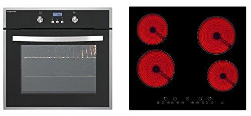 Juego de Instalación de cocina Set Horno vitrocerámica Autark ...