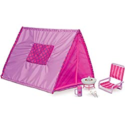 My Life As Camping Accessories for 18 Inch Dolls - 6 Piece Set