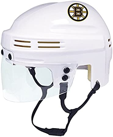 SportStar NHL Boston Bruins Mini Helmet