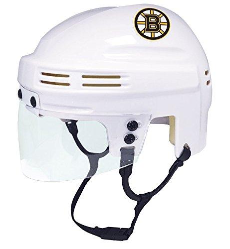 - NHL Boston Bruins Replica Mini Hockey Helmet