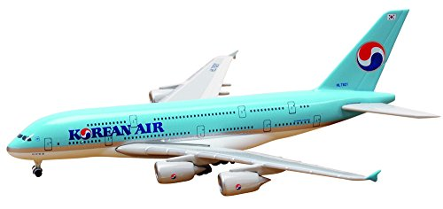 KOKUSAI BOEKI KAISHA, LTD 1/600 scale Diecast Airplane, Diecast Toys, Korean Airlines A380-800
