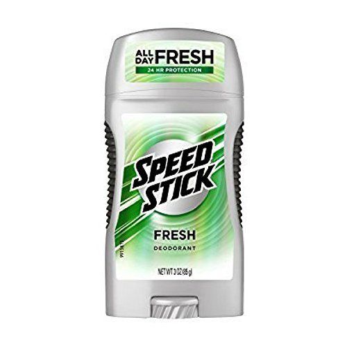 Price comparison product image Speed Stick Deodorant, Fresh 3 oz (Pack of 7)