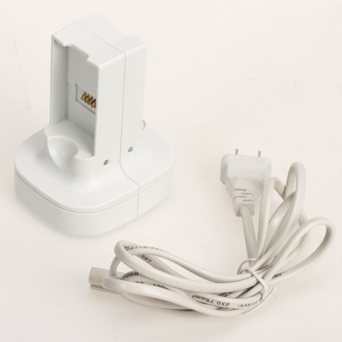Wireless remote control battery charger dock for the Xbox 360 - U.S. Plug