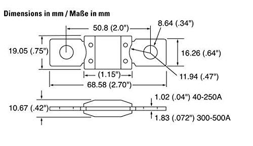 Buy mega fuse 80 amp