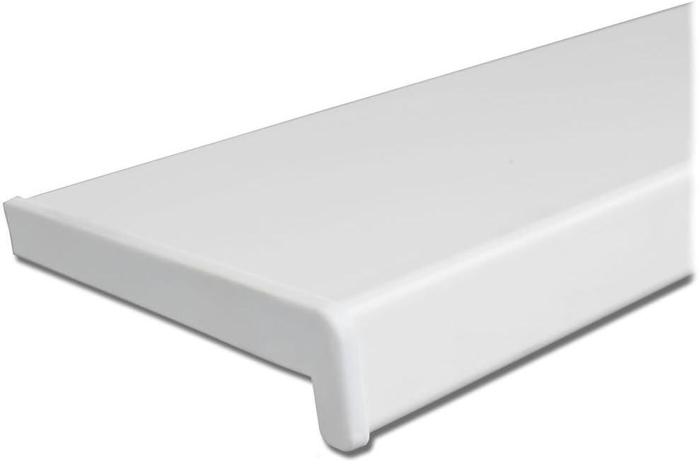 Fensterbrett 150 mm Tief Anthrazit Ohne Seitenteile 1500 mm Lang Fensterbank