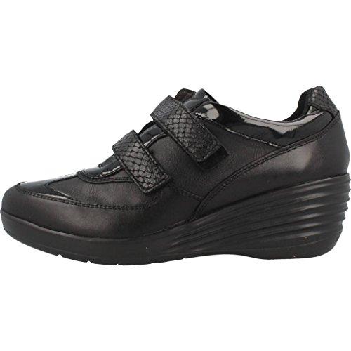 Scarpe donna STONEFLY Nero STONEFLY scarpe Lacci Donna Per modelo color Nero marca 14 per Lacci EBONY xZwqz77