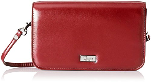Buxton Women's Crossbody Mini-Bag, Red, One Size