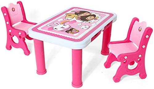 Mesas Conjunto Mesa Y Silla para Niños Sillas De Jardín Infantil ...