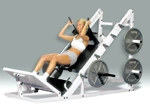Yukon Fitness Husky Hip and Leg Sled Lower Body (Hip Sled)
