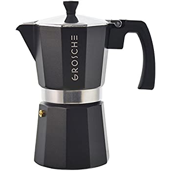bialetti 6 cup stovetop espresso maker stovetop espresso pots kitchen dining. Black Bedroom Furniture Sets. Home Design Ideas