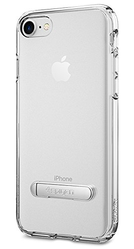 Spigen Ultra Hybrid S iPhone 7 Case with Air Cushion Technology and Magnetic Metal Kickstand for iPhone 7 2016 -...  s iphone 7 case | Top 10 Best iPhone 7 & 7 Plus Cases! 41QILxWlpdL