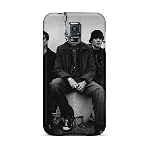 Durable Cell-phone Hard Covers For Samsung Galaxy S5 With Customized Lifelike Linkin Park Series DannyLCHEUNG