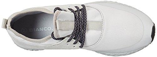 Bianco Cut Grau Jfm17 Sneaker Top Women's Sneakers High Grey Low CCHxwBq