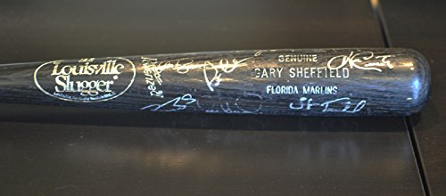 Barry Bonds Tony Gwynn Others HOF & Star 15 Sig Signed Bat PSA DNA S73561 from wesellforyou2007