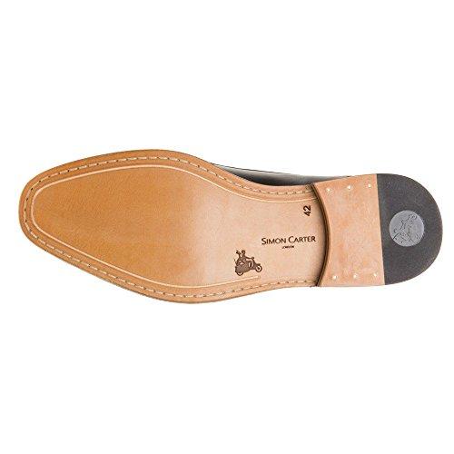 Simon Carter britten scarpe nero