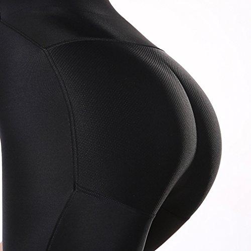 ALICE-X&S - Braguitas moldeadoras - para mujer negro