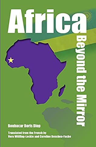 book cover of Africa Beyond the Mirror