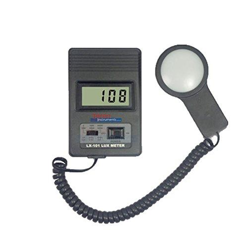 Pocket Lux Meter Light Measurement Plant Illuminance Gauge 0 ~ 50,000 LX-101