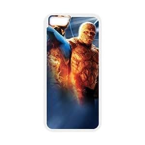 Fantastic Four iphone 6 4.7 inch phone Case Maverick Fantasy Funny Terror Tease Magical YHNL797820466 Kimberly Kurzendoerfer