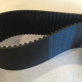 Rubber D/&D PowerDrive 695-5M-15 Timing Belt