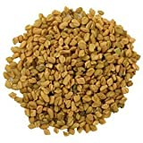 Fenugreek Seed Whole 16 Ounces (1 Pound) by The Natural Healing Room & End Time Essentials