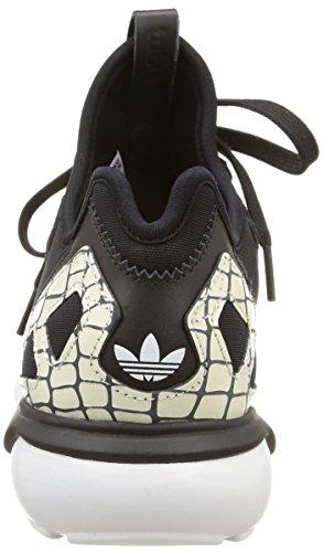Runner Tubolare Adidas W - S81257 Bianco-nero