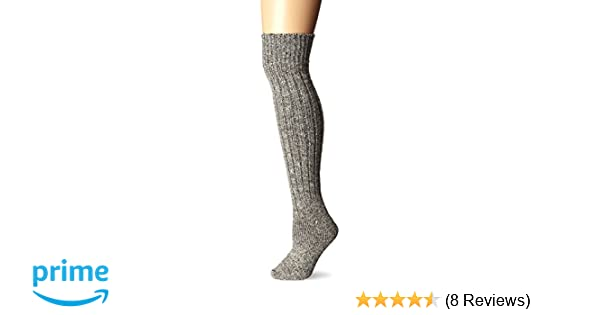 fa908566c Wigwam Women s Lucy Knee High Classic Wool-Free Boot Socks