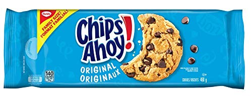 Chips Ahoy! Original Chocolate-Chip – Cookies, 460 Grams