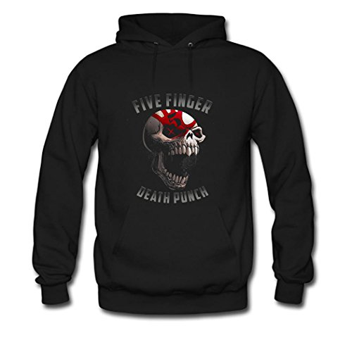 Five Finger Death Punch Logo 1 For mens Printed Sweatshirt Pullover Hoody