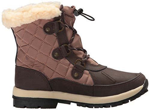 Bearpaw Women Bethany Snow Boot Tan