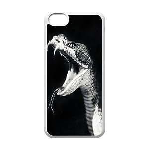 IPhone 5C Cases Dcb292f5b1e2a06903ec108e9c0b4e2d, Snake Cases Dustin, {White}