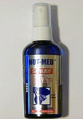 NUTMED REGULAR - Nutmeg based Wintergreen Spray, 60ml (Product of Grenada, Caribbean)