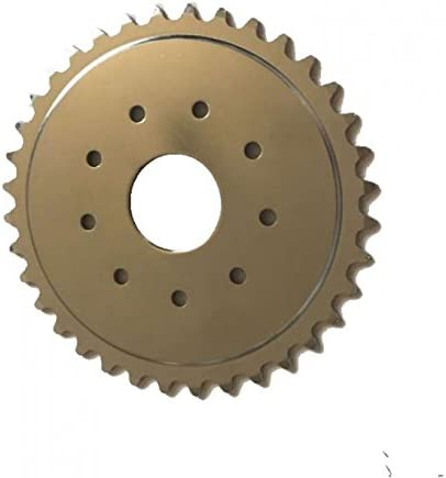 DONSP1986 36 Teeth Sprocket with 9 Holes//Gas Motorized Bike Chain Driving Sprocket 36t 2 Stroke and 4 Stroke Gas Motorized Bicycle 48cc//66cc//80cc