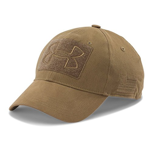 Under Armour Men's Tactical Patch Cap, Coyote Brown/Coyote Brown, One Size