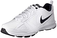 Nike T-Lite 11, Zapatillas de Cross Training para Hombre, Blanco (White/Black/Obsidian), 44 EU